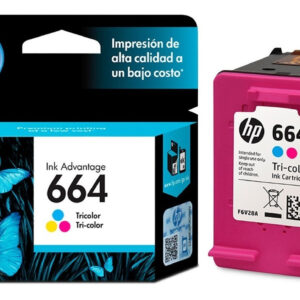 Cartucho Hp 664 Color Original 2675 2135 3635 4535 4675